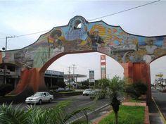 Puerta de Cuautla - Morelos