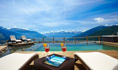 Traumhafter Panoramablick vom Hotel Gerstl Relax, Outdoor Decor, Home Decor, Ski, Recovery, Alps, Vacation, Homemade Home Decor, Decoration Home