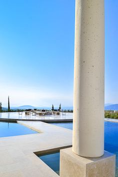 Amanzoe, Port Heli, Peloponnese, Greece designed by Kerry Hill Architect :: Aman Resorts