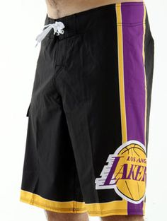 Quiksilver #lakers boardshorts
