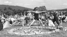 Tęcza nad Tworylnem, czyli hipisi z Rainbow Family w Bieszczadach