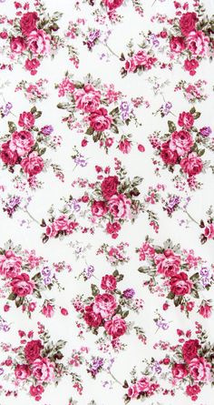 Photo Rose bouquet design Seamless pattern on fabric as background Stock PhotoRose bouquet design Seamless pattern on fabric as background Stock Photo