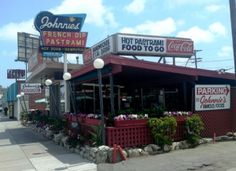Johnnie's Pastrami in Culver City is a landmark.  I love thier pastrmi and you get plenty of lean flavorful meat...