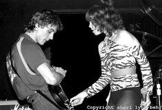 Pat Benatar and Neil Giraldo 1979 | sheri lynn behr : photography