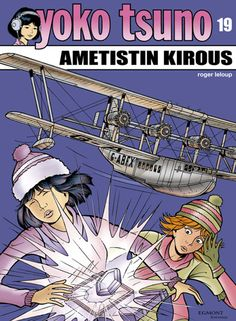 Yoko Tsuno - Ametistin kirous