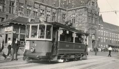 Geheugen van GVB tramlijn 26 - historie