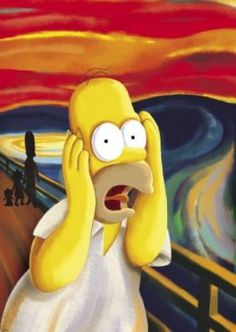 Homer skrik