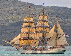 #Ships - Europa, tall ship