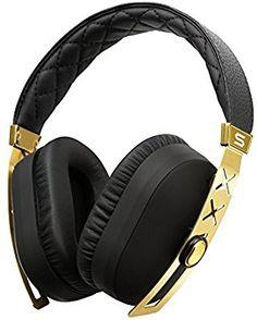 SOUL Electronics SJ27GD SOUL Jet Pro 24K Gold Hi Definition Noise  Cancelling Headphones 07b4504e7cbe