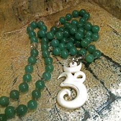 Meditation Necklace class taught at Lotus Beads and Jewelry