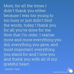 7 Delightful Thank You Mom Quotes Images Thoughts Thinking About