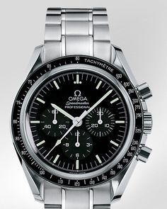 OMEGA Watches: Speedmaster Professional Moonwatch - Steel on steel - 3573.50.00. Are you ready? ^^