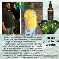 "Look at Adam gooo!!!  Total Life Changes products have changed his life.  He is down 70 pounds in 14 weeks.  These ""ALL NATURAL PRODUCTS"" are truly working and helping others all around the world.  Are you ready to LOSE WEIGHT?? IF YOU ARE SERIOUS ABOUT LOSING WEIGHT AND GETTING HEALTHY CALL OR TEXT 9147137677  OR VISIT MY WEBSITE AT WWW.THEDROPLADY.COM REP ID 4235451"