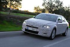 Флагманская модель SKODA Superb совсем скоро предстанет перед поклонниками марки. Новинка проходит финальные тесты на дорогах Европы.
