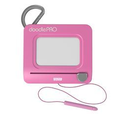Fisher-Price Clip-On Doodle Pro, Pink