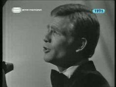 Festival RTP 1971 - Duarte Mendes - Adolescente - YouTube