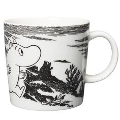 Moomin Mugs from Arabia – A Complete Overview Moomin Mugs, Tove Jansson, Troll, Adventure, Tableware, Creative, Decorating, Mugs, Decor
