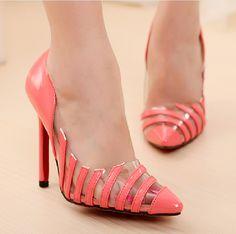 sapatos femininos high womens shoes stripe platform shoes zapatillas salomon red sole shoes $32.25