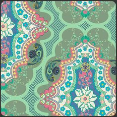 Art Gallery fabric - Carnaby Street Brit Boutique Radiant  Art Gallery fabrics are a beautiful choice for all kinds of fabric crafts including quilting and appliqué, but are perhaps ideal for dressmaking, as their drapey feel is softer than traditional quilting cottons.  This design is