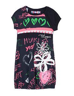 http://minis.merkat.site/producto/desigual-saintpaul-vestido-para-ninas-color-navy-talla-164/Desigual, SAINTPAUL - Vestido para niñas, color navy, talla 164