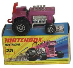 Lot 61 – Scarce Matchbox Superfast 25 – Vintage Toys & Militaria Sale - Live internet & Postal Auction Only 02 Oct 2013 http://www.candtauctions.co.uk/