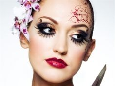 Glamorous Makeup: Archive