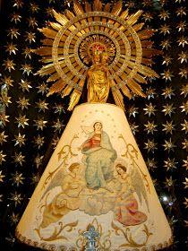 Oracion A La Virgen Del Pilar Para Pedir Favores Y Proteccion Oracion A La Virgen Imagen Virgen Del Pilar Del Pilar