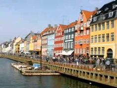Copenhagen - believe it or not, one of the best cities I've been to. My husband and I loved everything about it. Great Places, Places To See, Copenhagen Denmark, Summer Photos, Most Beautiful Cities, Best Cities, Vacation Spots, The Great Outdoors, Places To Travel