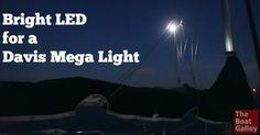 Adding a bright LED