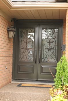 Trubilt custom steel door & Imagine the transformation your home could take with a beautiful ...
