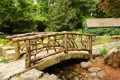 Buz Stone bent wood- photographed by Heather Moll-Dunn Landscape and Garden Design on the Gardens for Connoisseurs Tour in Atlanta