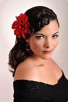 Caro Emerald (Caroline van Leeuwen), Dutch singer (known from the singles 'A night like this', 'Back it up' and 'Tangled up'),