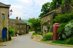 perched on its hill at the top of Nidderdale, Middlesmoor is one of the most unspoilt villages in Yorkshire