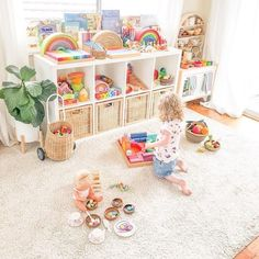 Playroom Ideas Obtain motivated to revamp your kids playroom with one of thes Playroom Organization Ideas Kids motivated Obtain Playroom revamp thes Kids Wall Decor, Playroom Decor, Playroom Ideas, Children Playroom, Children Toys, Montessori Playroom, Waldorf Playroom, Ideas Habitaciones, Colorful Playroom