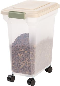 IRIS Premium Airtight Food Storage Container ** Details can be found by clicking on the image. (This is an affiliate link and I receive a commission for the sales) #Pets