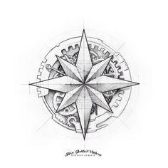 Idea Sketch Inspiration Drawing Tattoo Mechanic