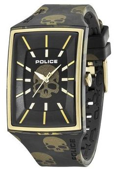 1e74657a689c Police Watches Mod. Vantage X Gents Watch Serial 340247