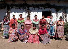 A portion of Las Margaritas De Nimasac Group's $3900 loan helped the borrower described to buy threads for weaving traditional clothing.