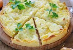 Tarta de cebolla y queso - Cocina - REVISTA PRONTO - www.pronto.com.ar