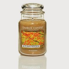 """Autumn Woods"" Yankee Candle Fall 2014"