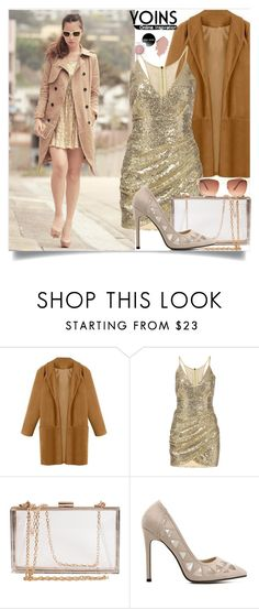 """""""Yoins:Gloden words"""" by yoinscollection ❤ liked on Polyvore"""