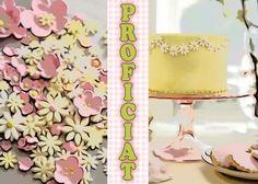 www.kaartlandwenskaarten.nl kaart 'Geel taartje' van designer 'Kaartland' via Send a Smile, wenskaarten cupcake taart party