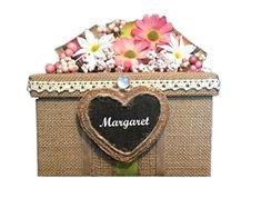 Wedding Advice Box, Wedding Gift Card Box, Wedding Ideas To Make, Gift Card Boxes, Wedding Cards, Wedding Gifts, Country Wedding Decorations, Reception Decorations, Rustic Weddings