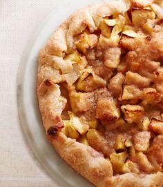 Apple Crostata - Ina Garten Thanksgiving Recipes - Good Housekeeping