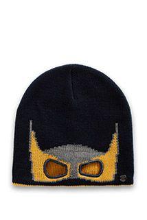 Esprit / Soft knitted hat with a superhero mask Latest Fashion, Mens Fashion, Man Child, Knitted Hats, Fashion Accessories, Superhero, Children, Mini, Boys