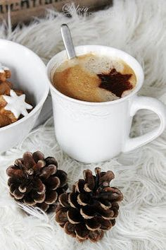 Cappuccino cut-out. I Love Coffee, Coffee Break, Best Coffee, My Coffee, Morning Coffee, Coffee Aroma, Star Coffee, Coffee Cafe, Coffee Drinks