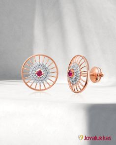 Real Diamond Earrings, Gold Jewellery, Pride, Jewels, Collection, Gold Jewelry, Jewerly, Gemstones, Fine Jewelry