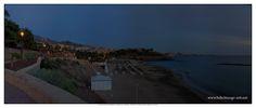 Blaue Stunde am Strand #petermarbaise #tuxoche