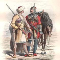 Why Circassians such warriors | seven Russian