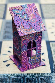 Чайный домик. Handmade.